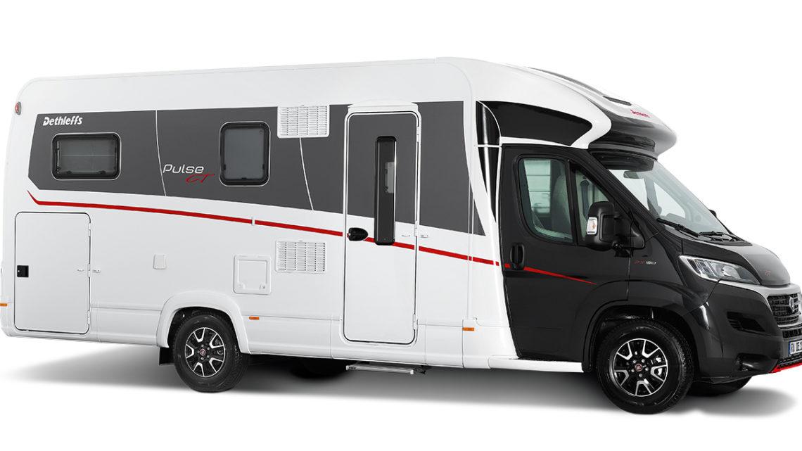 Dethleffs Pulse GT T 7051 EB – Neuheit auf dem Caravan Salon 2018