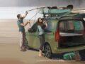 Volkswagen Nutzfahrzeuge zeigt erste Bilder vom neuen Mini-Camper